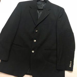 Ralph Ralph Lauren Suit Jacket Blazer, Black